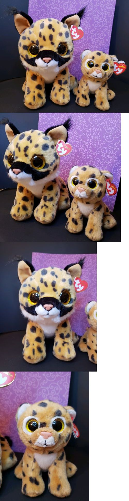 0b776fd7fd6 Other Ty Beanbag Plush 1037  Ty Lot 9 Larry 6 Freckles Lynx Cheetah Cat  Stuffed Animal Beanie Babies New -  BUY IT NOW ONLY   11.95 on  eBay  other   beanbag ...