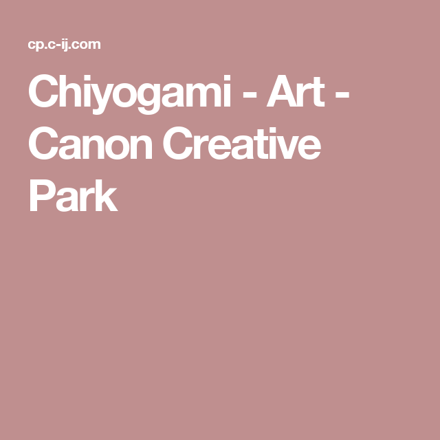 Chiyogami Paper patterns to print for free- Art - Canon Creative Park