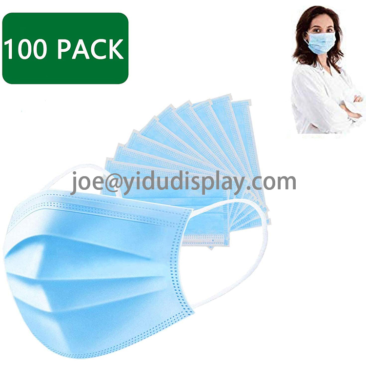 Pin on Disposable Face Mask