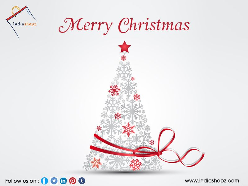 @IndiaShopz Wishes Happy Christmas to All...