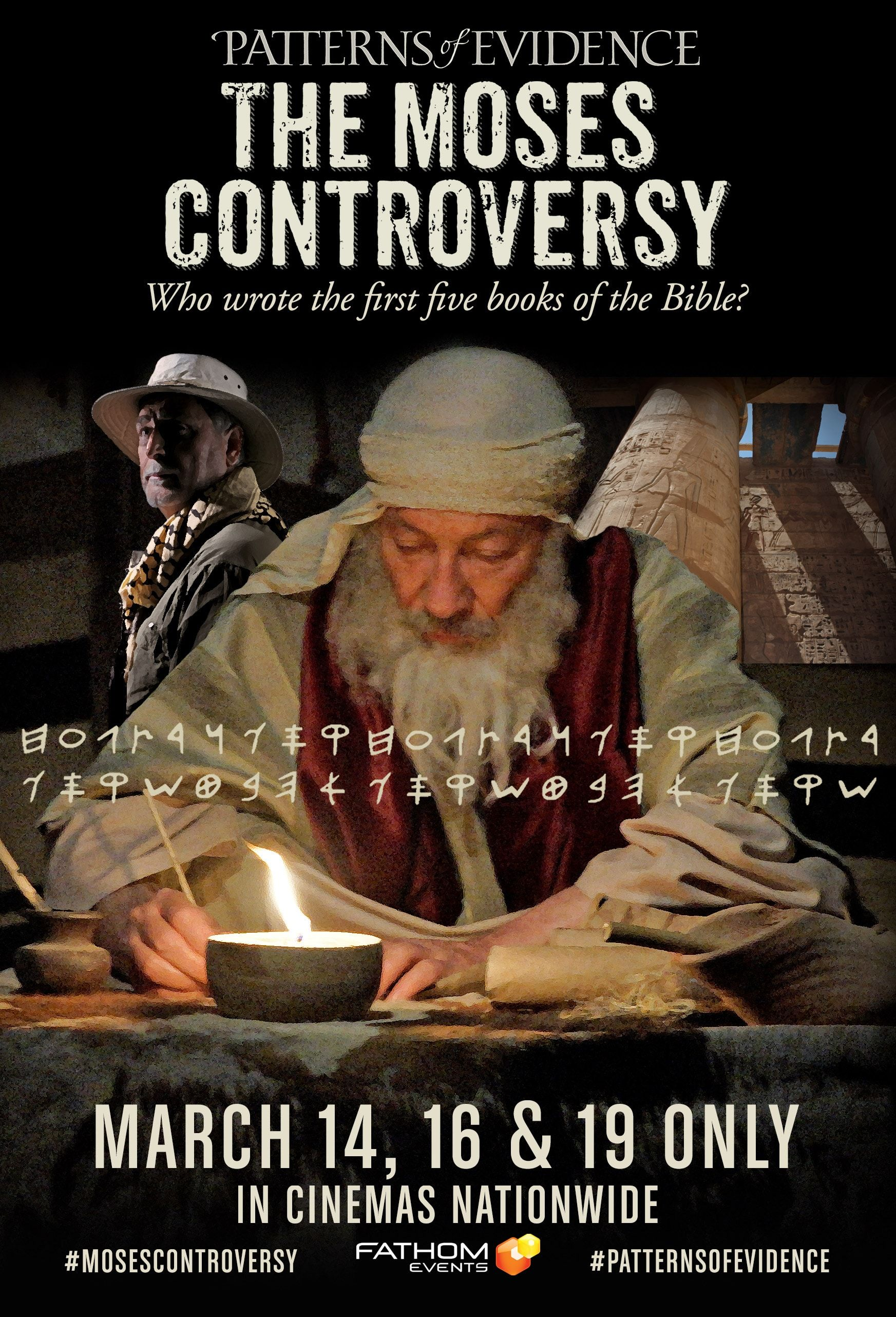 Sjp 066 Tim Mahoney Patterns Of Evidence The Moses Controversy