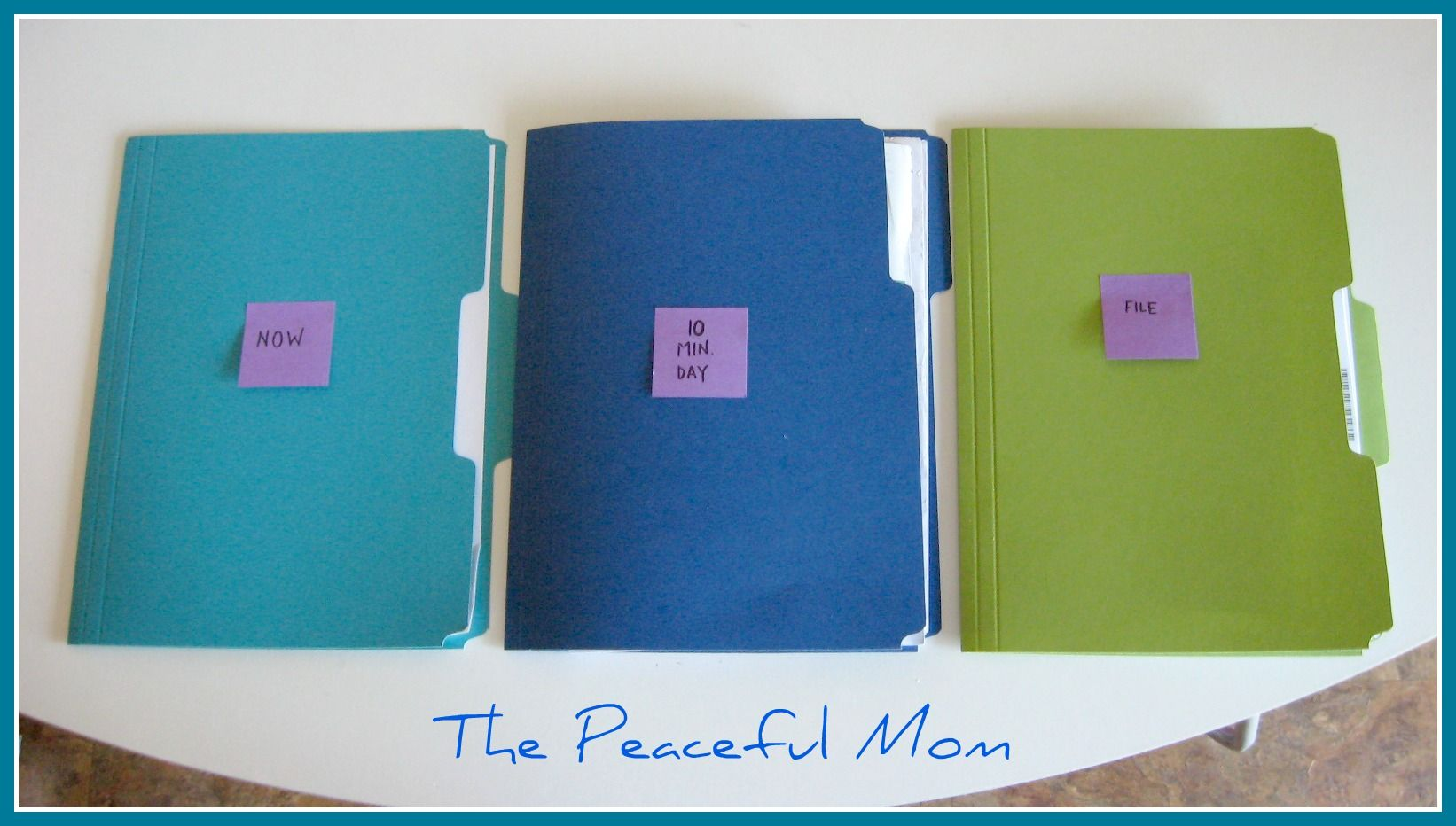 3 Folders TPM