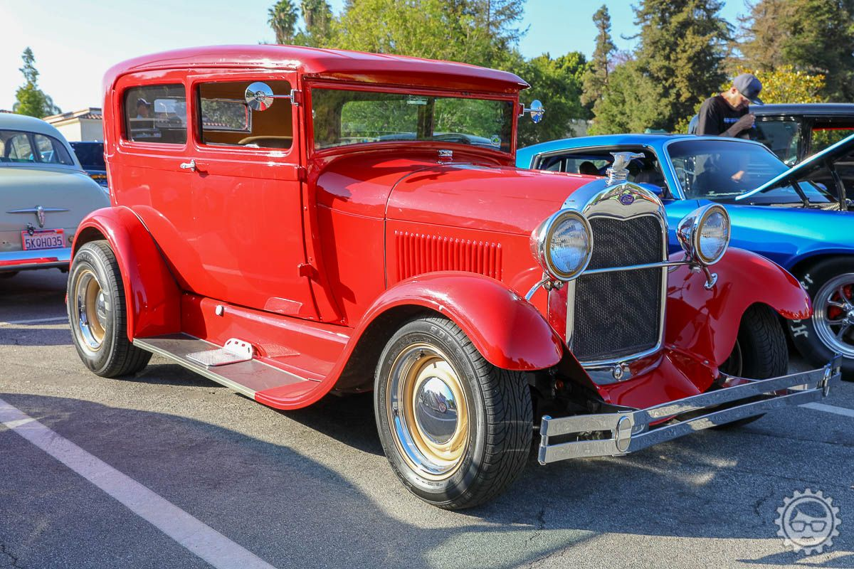 NHRA Museum's Gasser Night at the Twilight Cruise • The