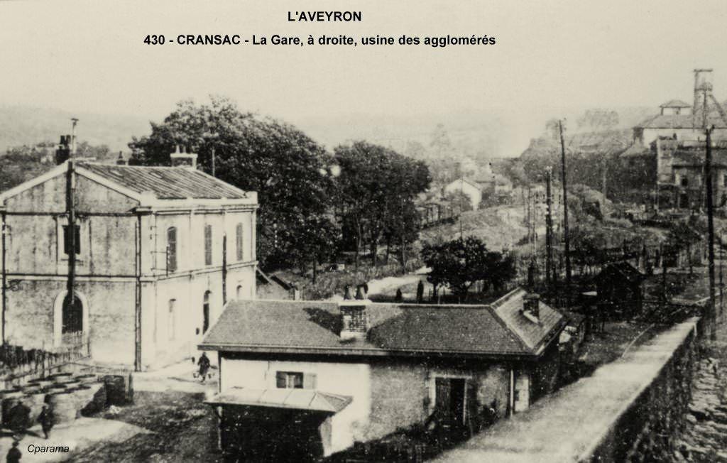 Cransac Aveyron Avec Images Carte Postale Aveyron Postale