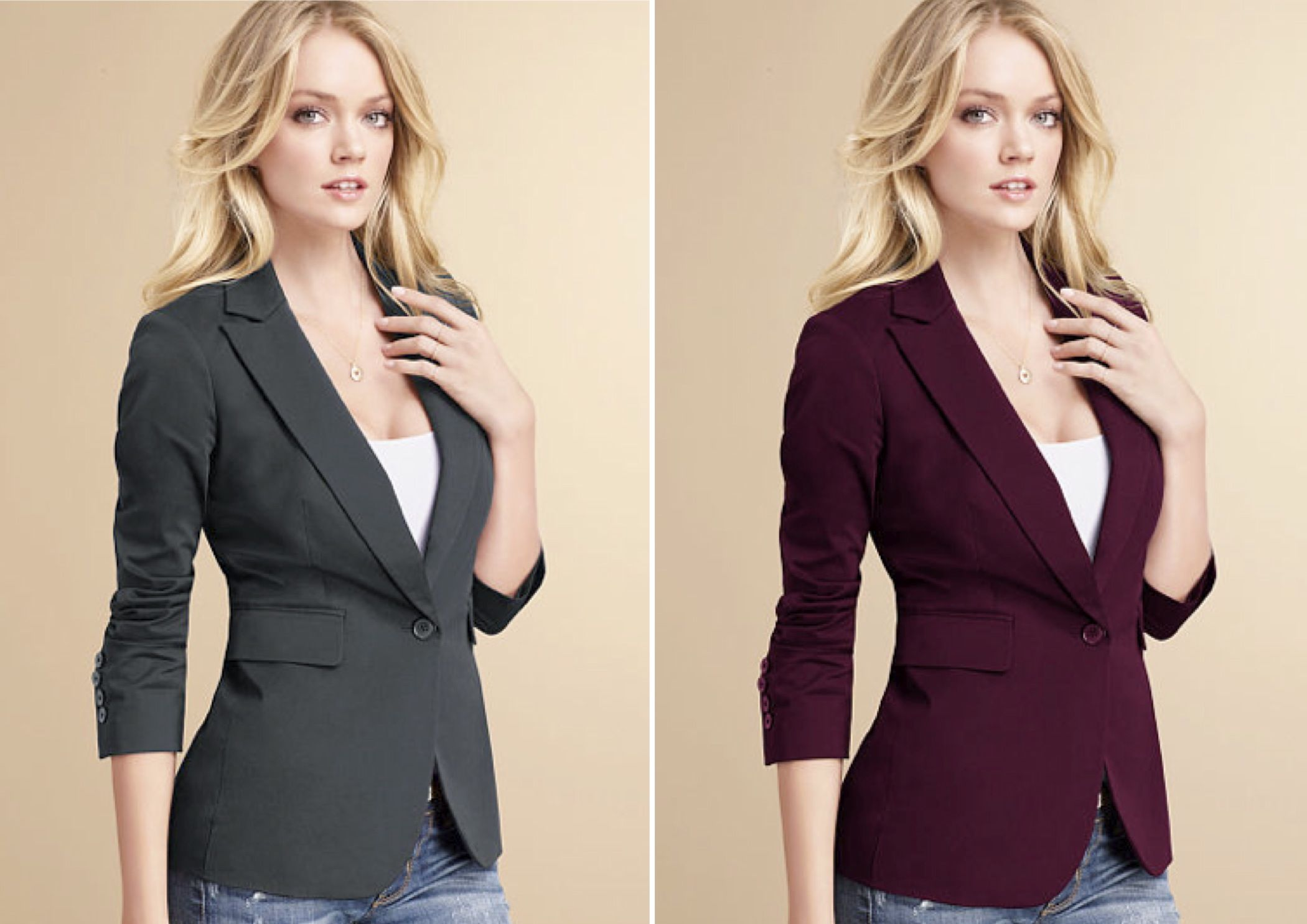 Modelos De Sacos De Vestir Para Mujer Sacos De Vestir