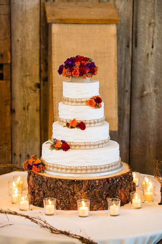 Nothing Beats The Warmth Of A Rustic Barn Wedding Venue