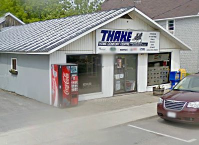 Thake Home Comfort Centre Westport Ontario For All Your