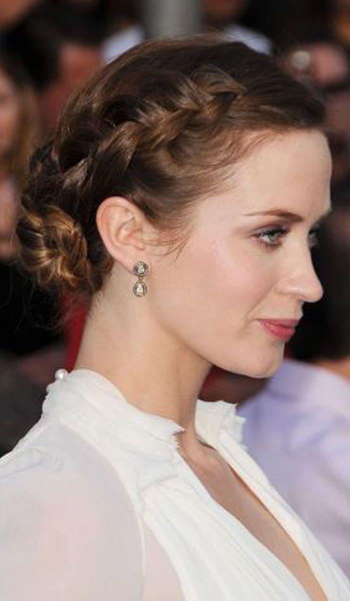 easy updo hairstyles for medium length hair pinterest medium