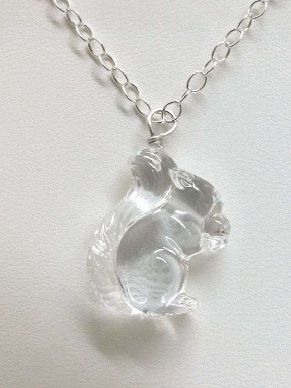 Reserved for ron vintage swarovski crystal squirrel pendant charm squirrel pendant vintage swarovski by jewelryonvintagelane 2400 aloadofball Image collections