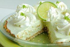 No Bake Key Lime Pie Recipe Lime Recipes Keylime Pie Recipe Desserts