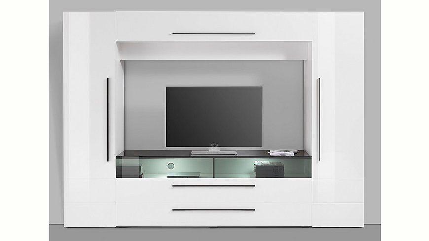 Mediawand Jetzt bestellen unter    moebelladendirektde - wohnzimmer tv wand