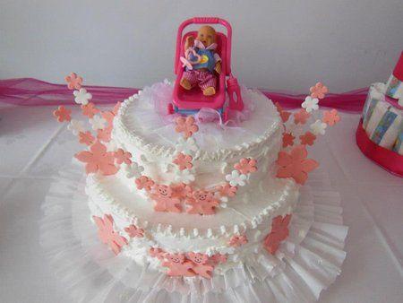 17 Increíbles Pasteles Para Baby Shower De Niña   Blog De BabyCenter