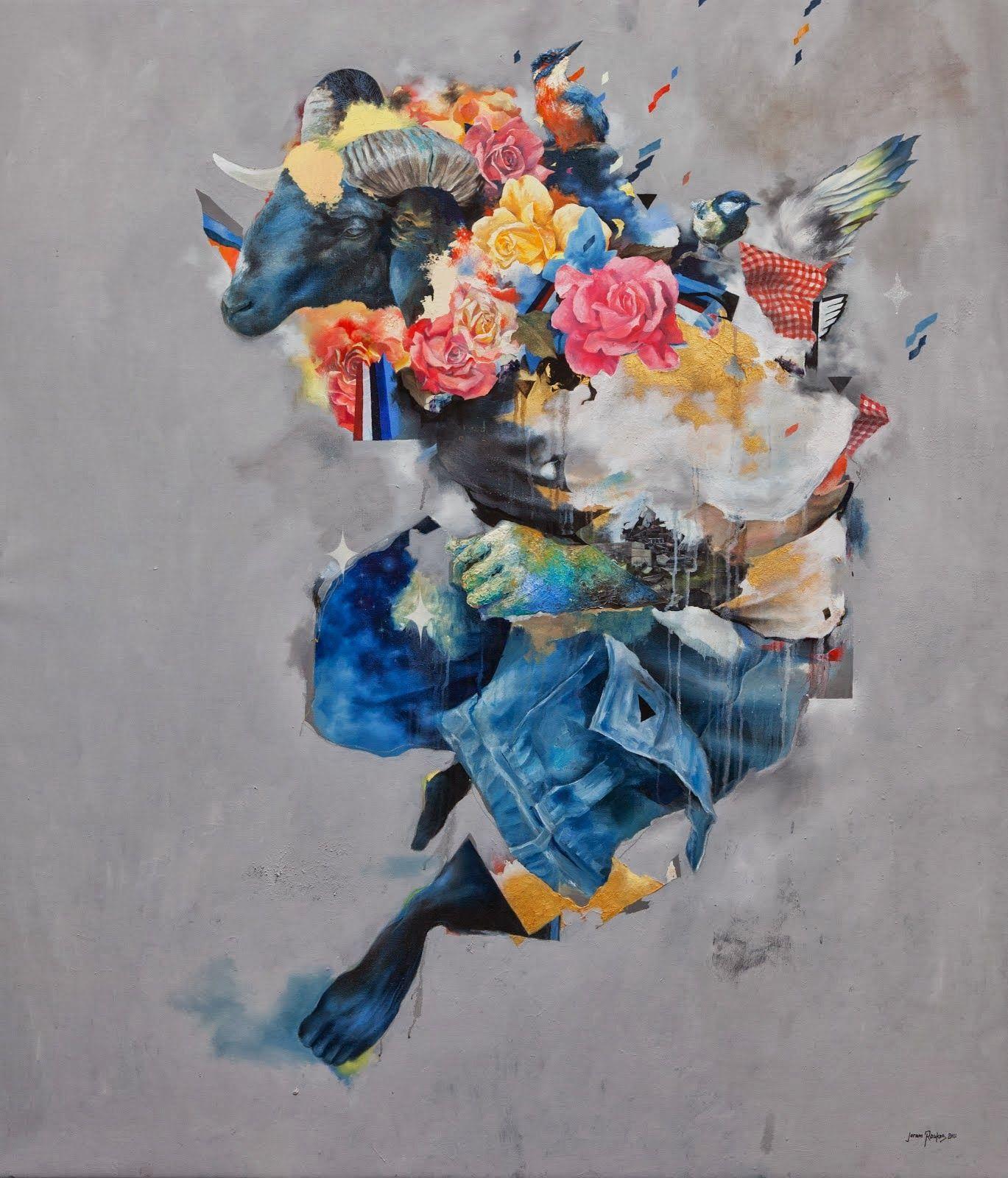 Artodyssey: Joram Roukes