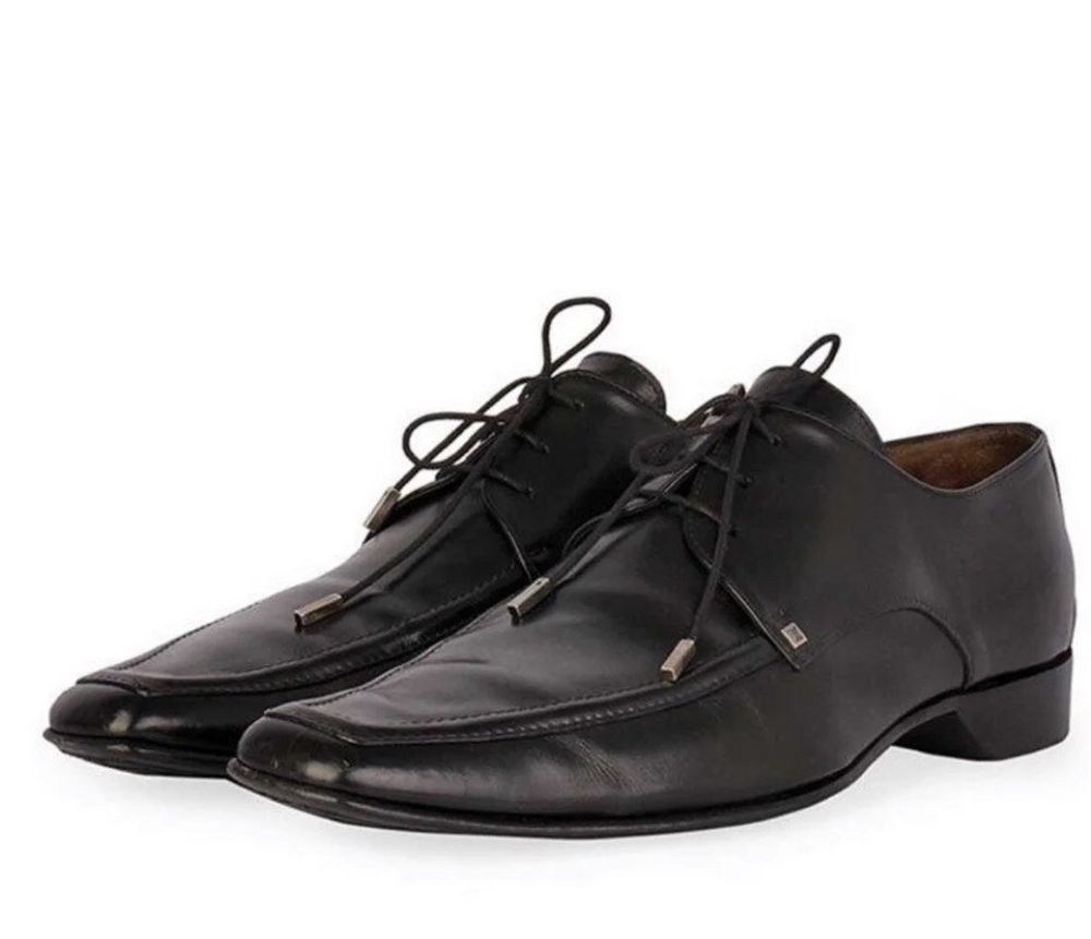louis vuitton dress shoes black