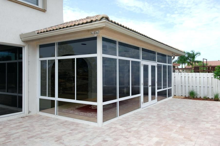Patio Enclosure Kits Walls Only (With images)   Patio ... on Cheap Patio Enclosure Ideas  id=57058
