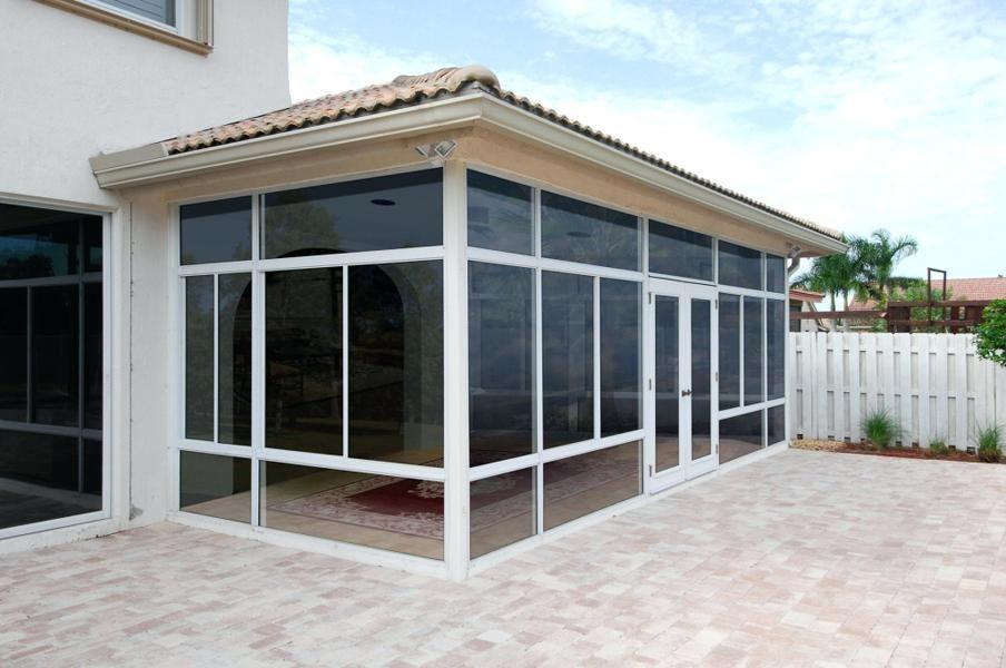 patio enclosure kits walls only patio