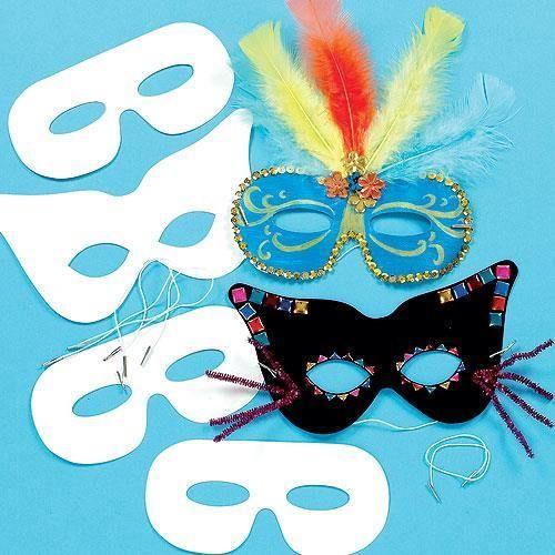 Cardboard Masks To Decorate Pinsabrina Solla On Carnaval Lais  Pinterest