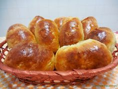 Cantinho Passatempo: Pãozinho de batata doce