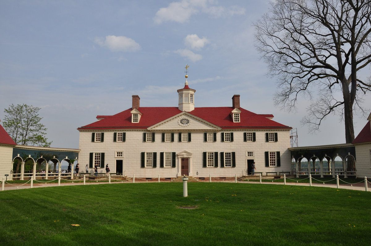 Mount vernon virginia george martha washington 39 s for George washington plantation
