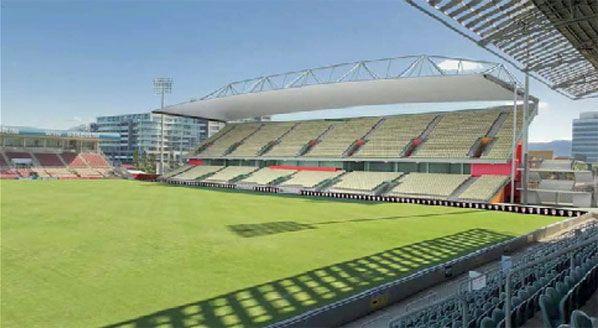 Grandstand Designs : Grandstand roof design google search stadium