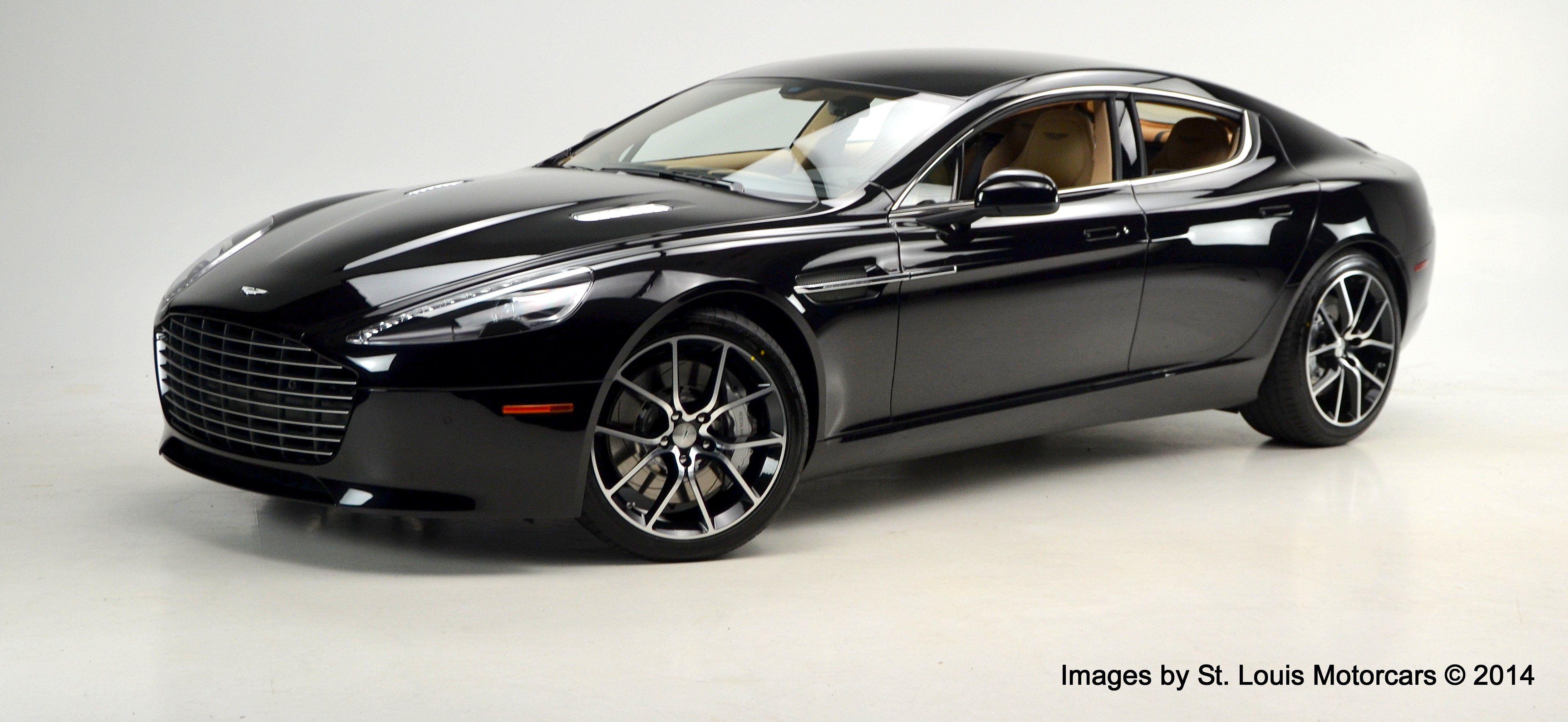 2014 Aston Martin Rapide S Finished In Onyx Black Over Sandstorm Stlmotorcars Aston Martin Rapide Aston Martin Aston