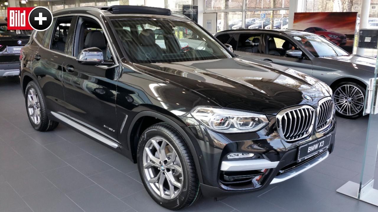 Technische Probleme - Auslieferungs-Stopp für BMW X3! | BMW, Auto ...