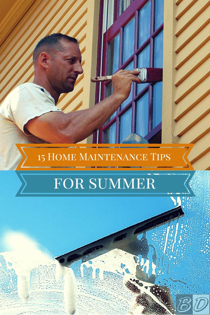 Photo of Home Wartungscheckliste | 15 Tipps zur Wartung von Sommerhäusern