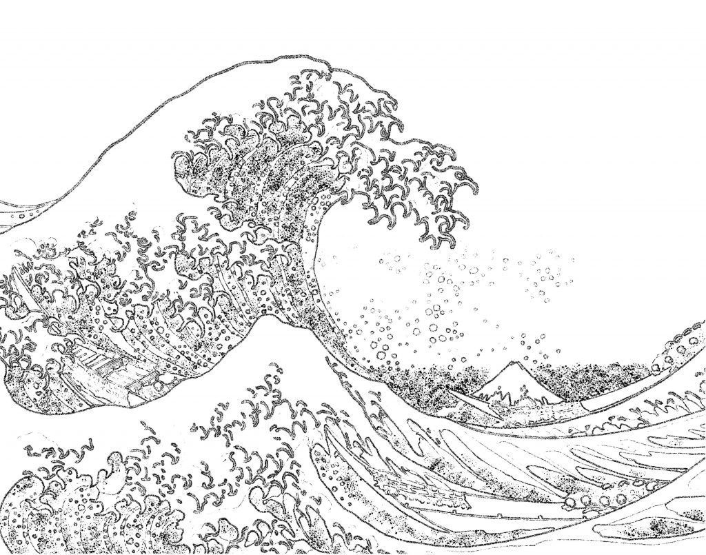 Ocean Coloring Pages Ocean Coloring Pages Mermaid Coloring