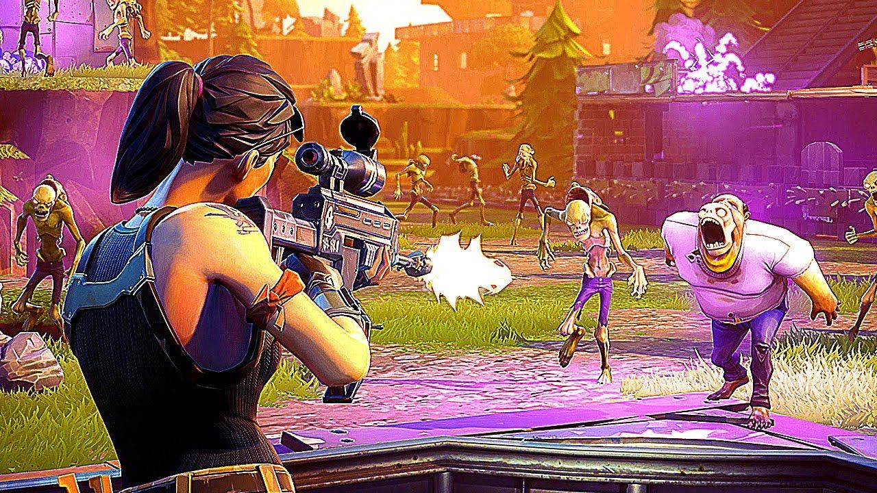 Fortnite 80 minutes of gameplay demo new open world