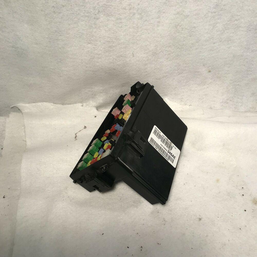 hight resolution of 2011 13 chrysler avenger 3 6l p04692346ae tipm fuse box integrated power module chrysler