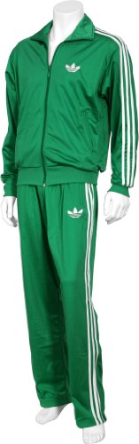 adidas originals green tracksuit