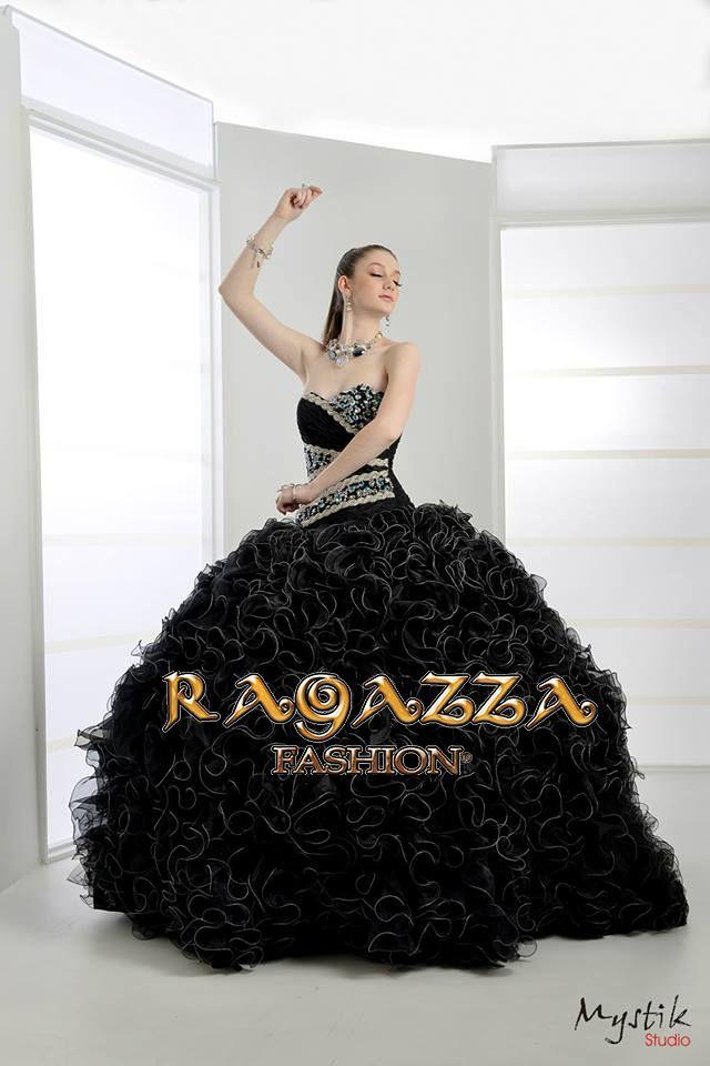 Vestido De Xv Años Color Negro 15 Vestidos Xv Vestidos