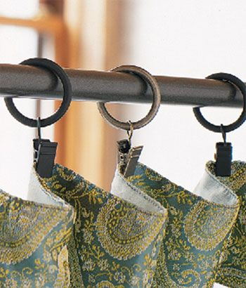 Curtains Ideas curtain rod and rings : Rings For Curtains On Rods - Curtains Design Gallery