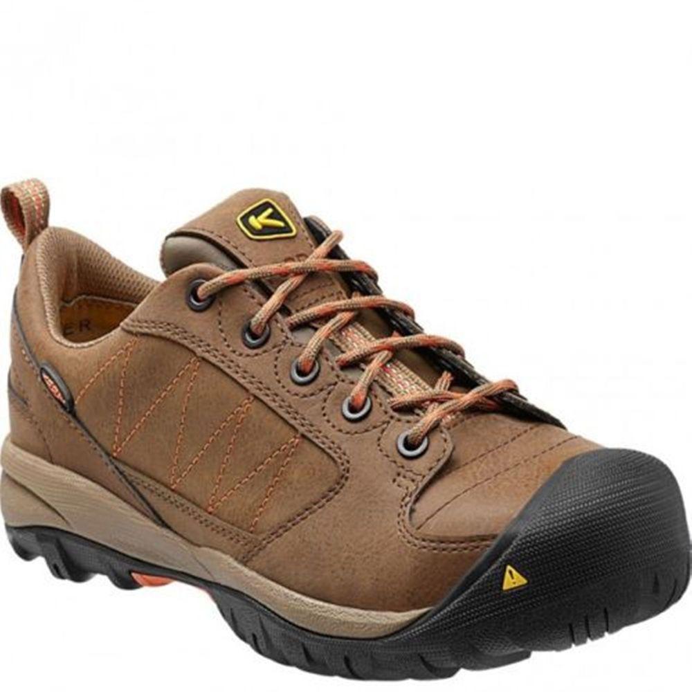 50 OFF RETAIL! KEEN MESA ESD STEEL toe shoes Light Duty