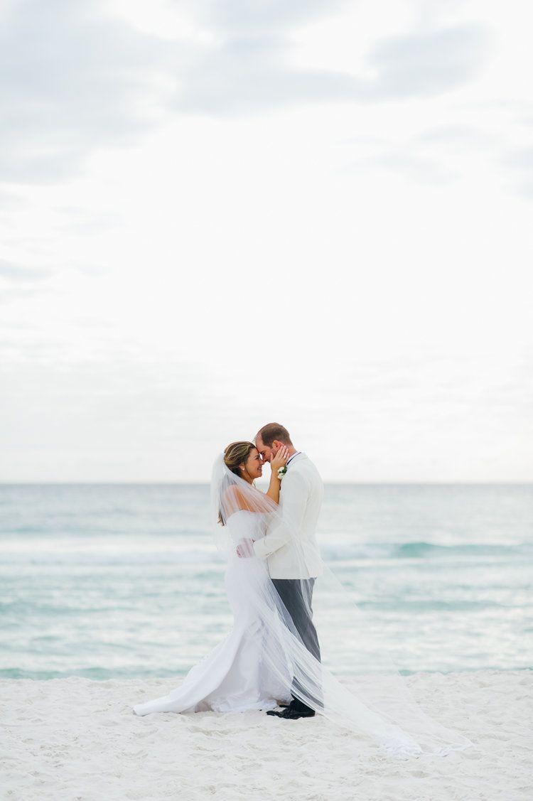 Tom Alex S Rosemary Beach Florida Wedding These Two Are So Sweet Y All Rosemarybeach Des Destin Florida Wedding Rosemary Beach Florida Destination Wedding