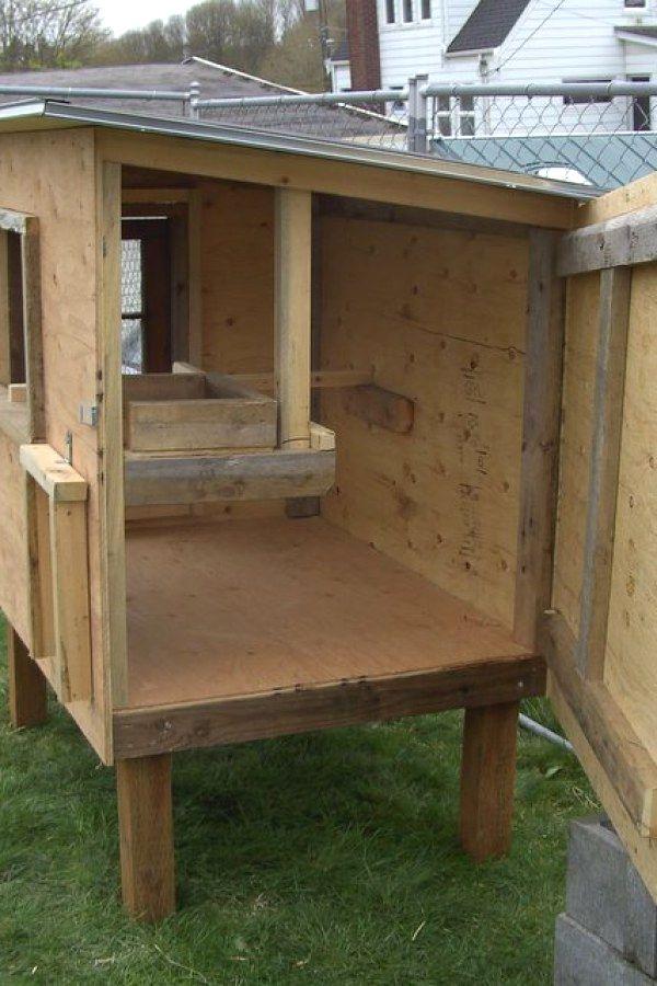 Backyard Chicken Coop Plans Backyard Chicken Coops: 50 Easy DIY Chicken Coop Plans You Can Assemble For The Backyard Chickens Simple Chicken Coop