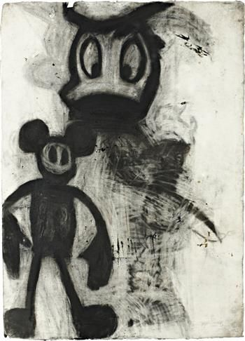 ART BLOG ART BLOG: Untitled, 1990, JOYCE PENSATO