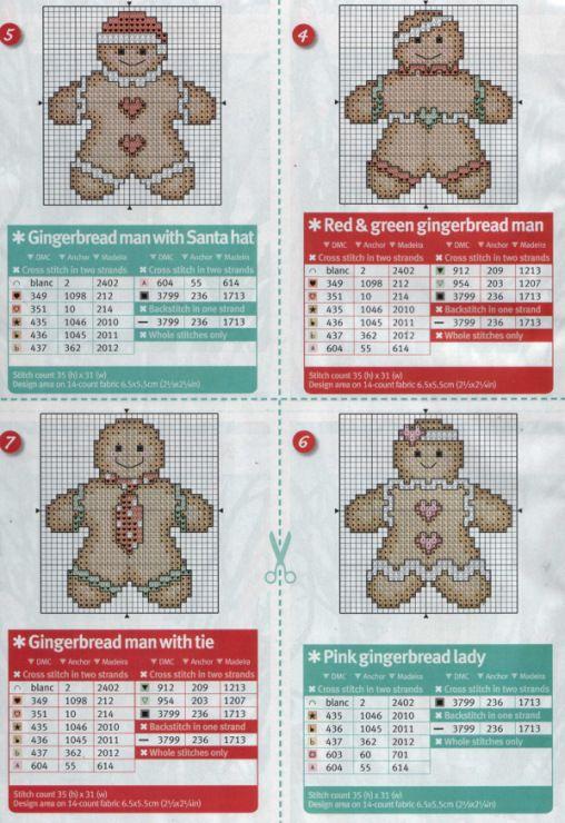 Gallery.ru / Фото #1 - 4 - irinika | Christmas | Pinterest ...