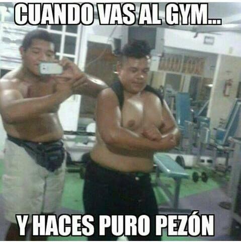 Memes Chistosos Para El Facebook Tu Amigo En El Gym I Http Www Diverint Com Meme Fotos Divertidas Para Whatsapp Memes Chistosisimos Videos Divertidos