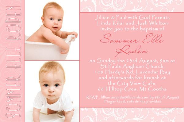 Catholic baptism girl invitations google search evalynns catholic baptism girl invitations google search stopboris Images