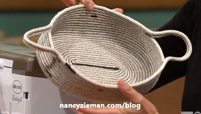 Cotton Clothesline Rope New Rope Sewing Reinvented  Basket Bag Cotton Rope And Multifunctional
