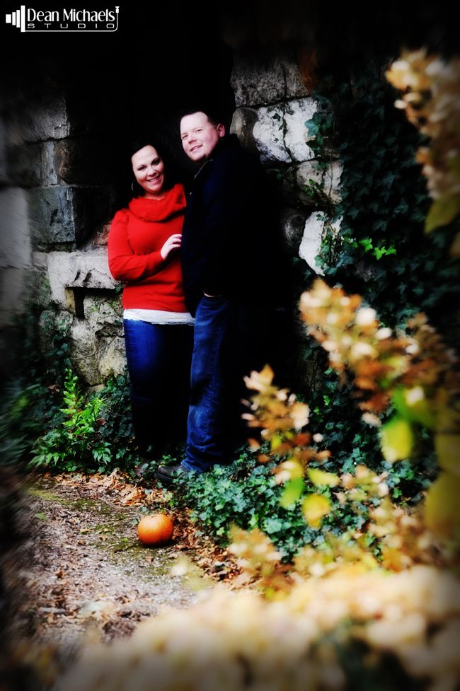 Michelle & Scott's November 2013 #engagement shoot at Skylands Manor and Rutherford Engine Co. No. 2! (photo by deanmichaelstudio.com) #njengagement #njengagements #engaged #love #happiness #fall #photography #deanmichaelstudio