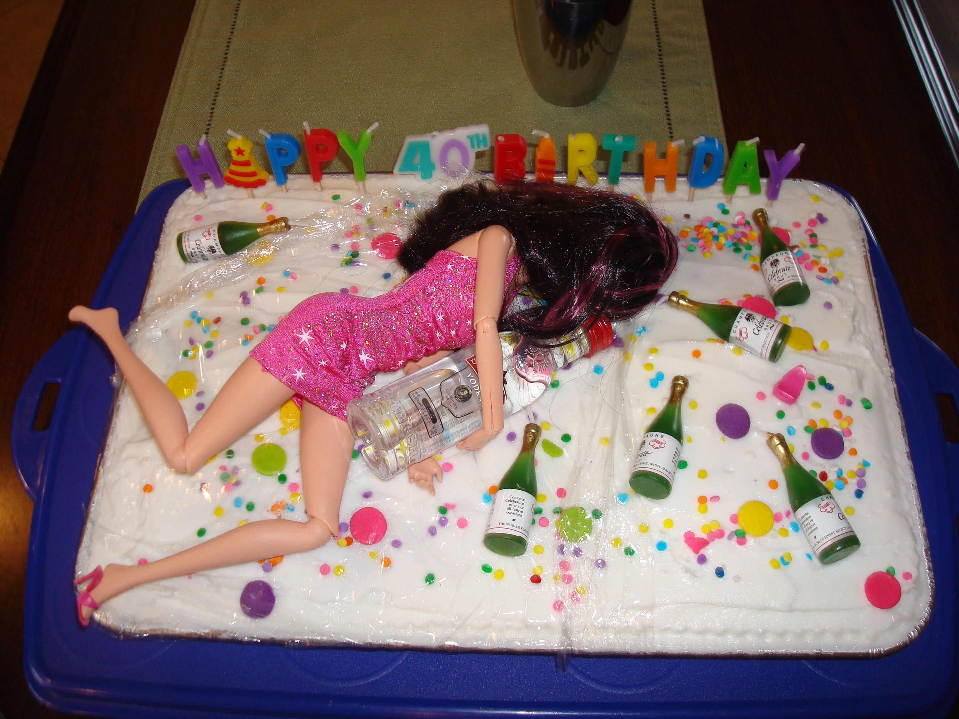 Трахнули в день рождение, На день рождения русскую девушку задорно выебли во 17 фотография