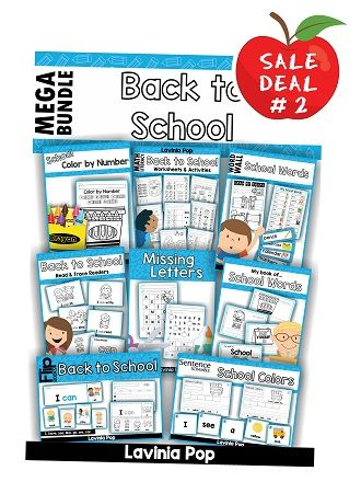 TpT Back to School SALE 2018