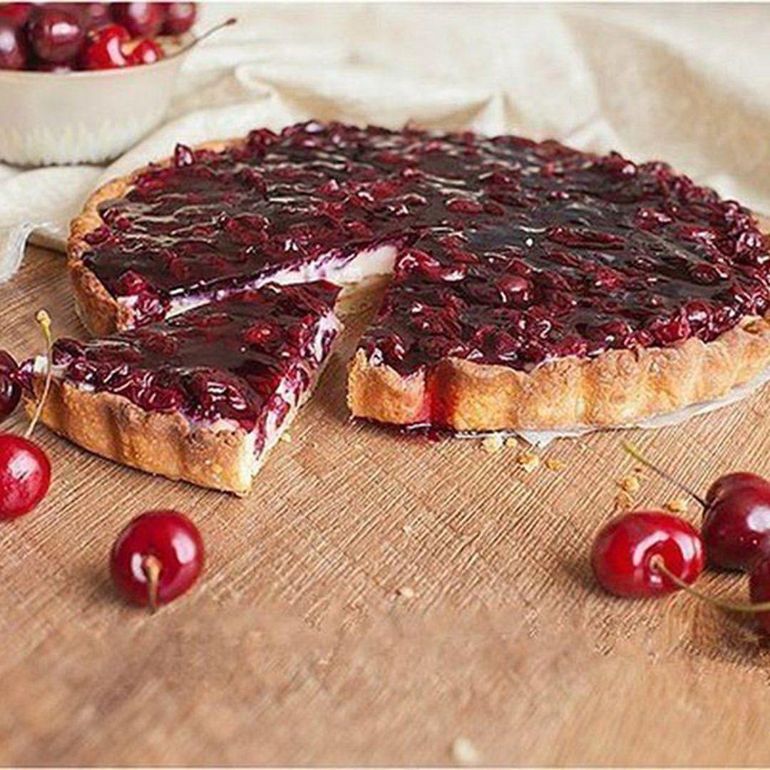 вишневый пирог рецепт с фото пошагово черты закладываются
