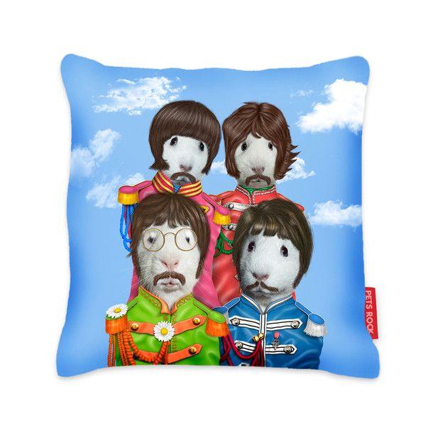 Fab Four Cushion