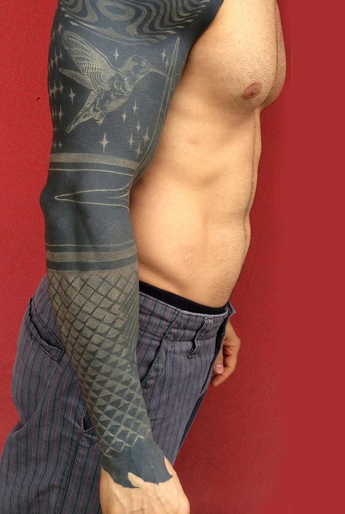 c61d12e44e24b 1337tattoos: Marco Ogg Black Sleeve Tattoo, Full Sleeve Tattoos, Tattoo  Sleeve Designs,