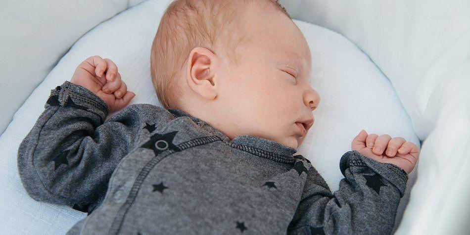 Bitte durchschlafen, Baby! Die besten Tipps für Babys