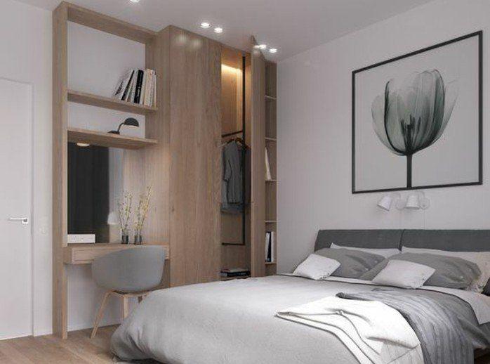 ▷1001 idées pour une chambre scandinave stylée chambre a coucher