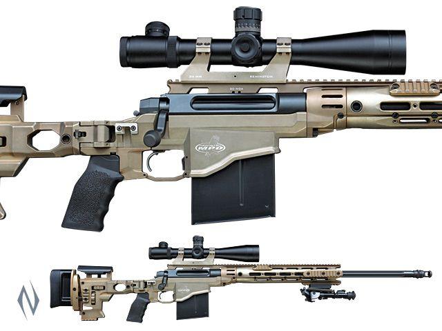 Image detail for -Remington Modular Sniper Rifle - NIOA LEM
